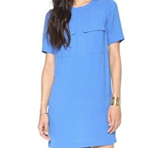 Camila and Marc Structured Shift Dress